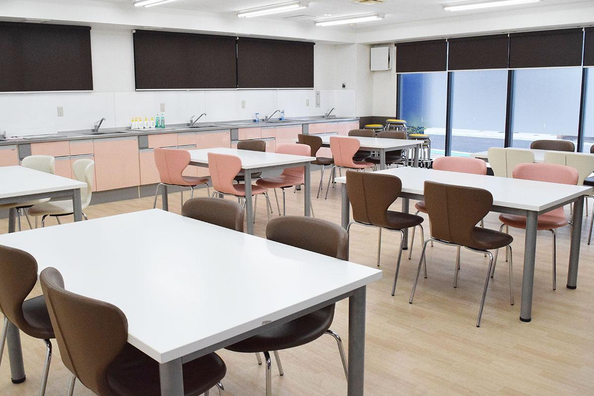 家政学実習室
