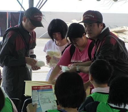 (4)H26市防災訓練