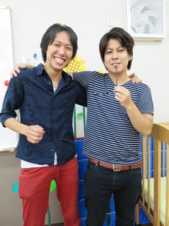 左:福島さん 右:穴澤さん