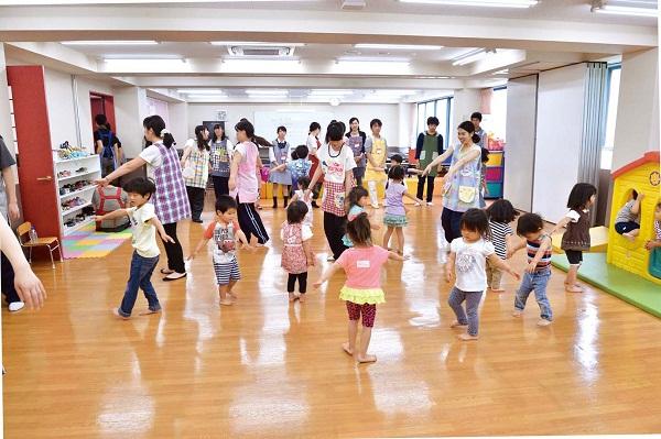 親子教室☆リトミック