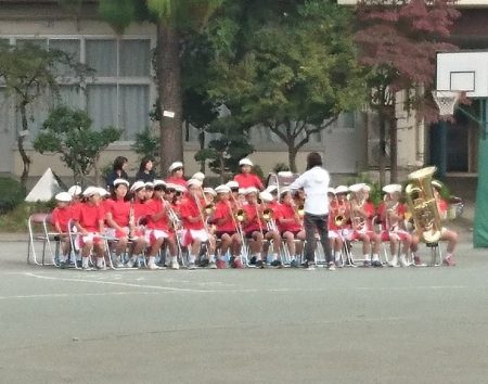 小学生吹奏楽