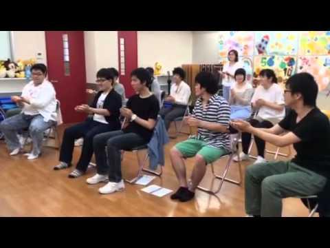介護福祉士科合同特別授業 介護予防 埼玉福祉専門学校